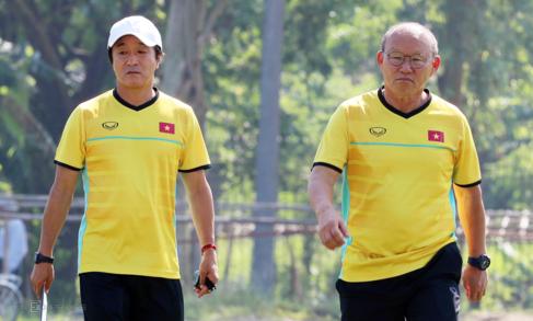 Lee Young-jin dẫn dắt U22 Việt Nam dự SEA Games 2019