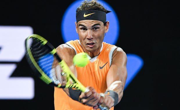 Chiến thắng chóng vánh, Nadal tiến thẳng bán kết