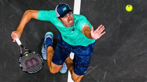 Isner và Opelka lập kỷ lục của ATP về tổng cú ace