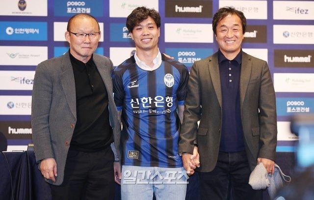 Công Phượng, người Việt Nam đến chinh phục K-League