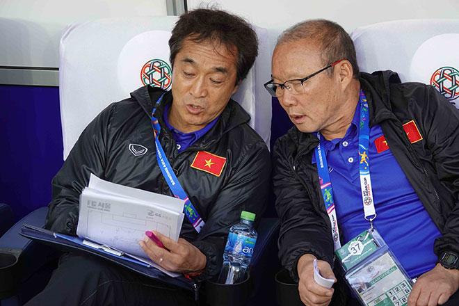 Vì sao HLV Park Hang Seo không thể dẫn dắt U22 Việt Nam?