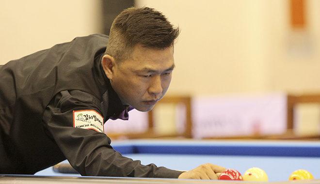 Sao bi-a Việt Nam thua sốc tại vòng loại giải vô địch quốc gia