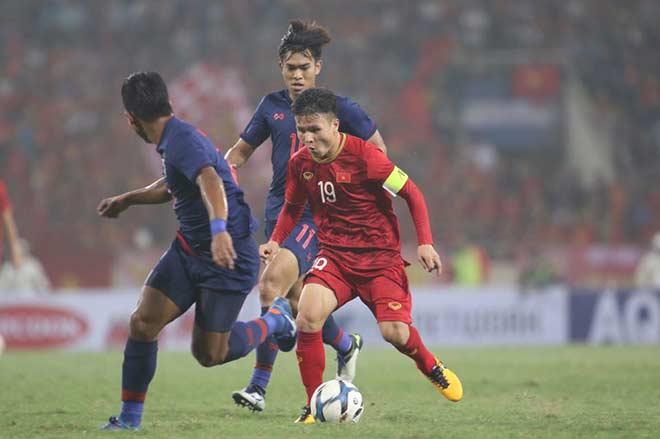 Báo Trung Quốc: 'Thua kém kỹ thuật, chúng ta chỉ cao hơn cầu thủ Việt Nam'