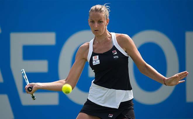 """Trực tiếp tennis Miami Open ngày 11: Chờ """"nữ hoàng"""" Pliskova lên ngôi"""