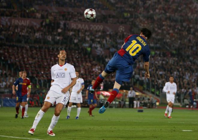 """MU đấu Barca cúp C1: """"Quỷ đỏ"""" có 3 điềm báo vô địch để quyết chiến Messi"""