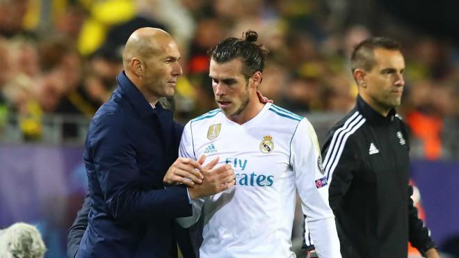 """Rung chuyển """"bom tấn"""" Real: Zidane bán Bale 64 triệu bảng, đón 2 SAO bự"""