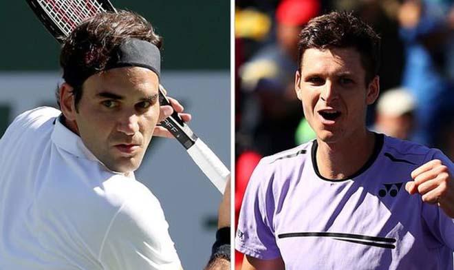 Trực tiếp tennis Indian Wells ngày 8: Nadal, Federer & những đối thủ khó chơi