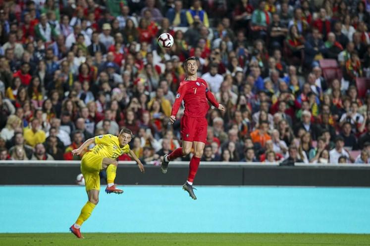 Bồ Đào Nha – Ukraine: Ronaldo xuất trận, dồn ép nghẹt thở