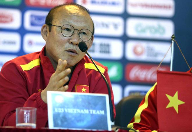 U23 Việt Nam huỷ tập, thầy Park nghiên cứu chơi tất tay Indonesia