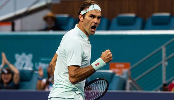 """Trực tiếp tennis Miami Open ngày 6: Federer trả nợ cho bạn thân """"Người thép"""""""