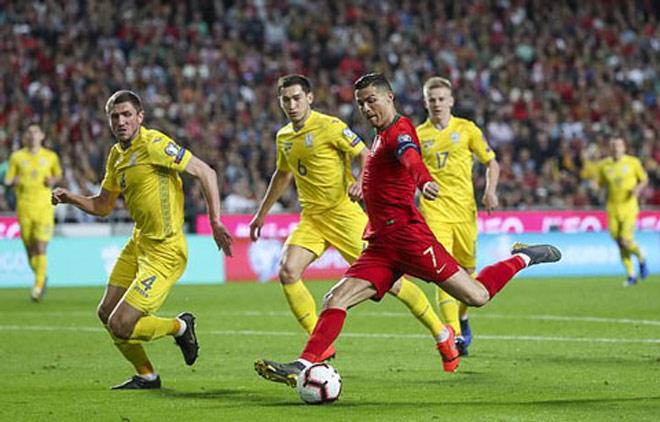 """Bồ Đào Nha – Serbia: Ronaldo """"nóng máy"""", nhà ĐKVĐ vượt khó"""