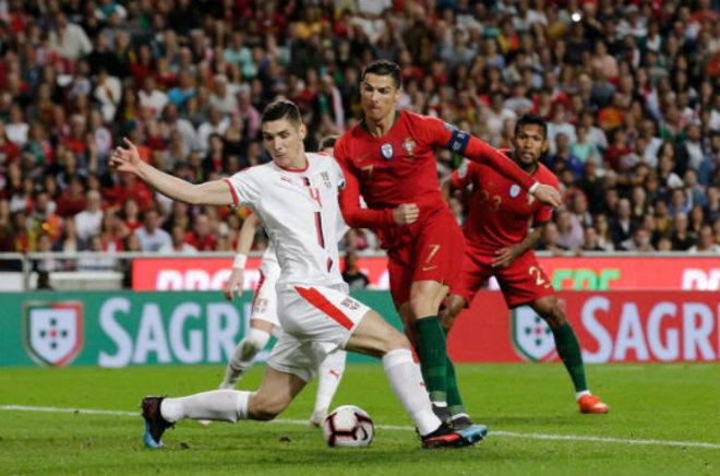 Bồ Đào Nha – Serbia: Vận đen Ronaldo, thót tim phút bù giờ
