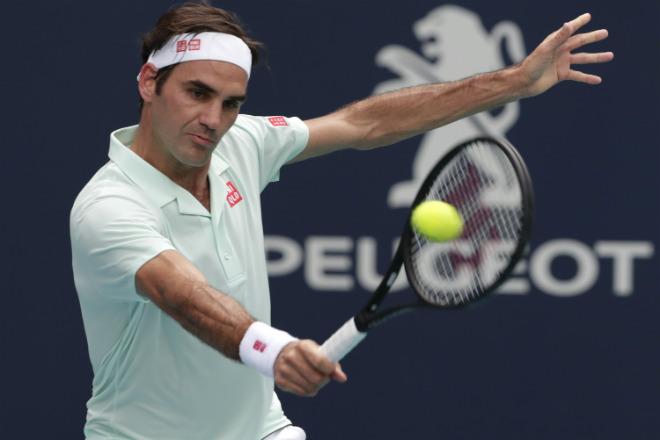 """Federer – Anderson: Hãi hùng màn """"tra tấn"""" không đường chống đỡ"""