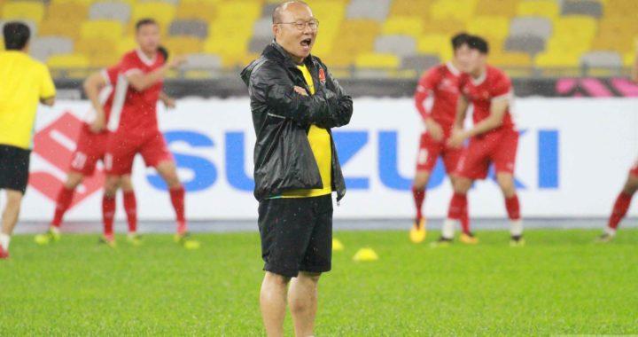 HLV Park mất khoảng 10 cầu thủ khi tập trung U23 Việt Nam