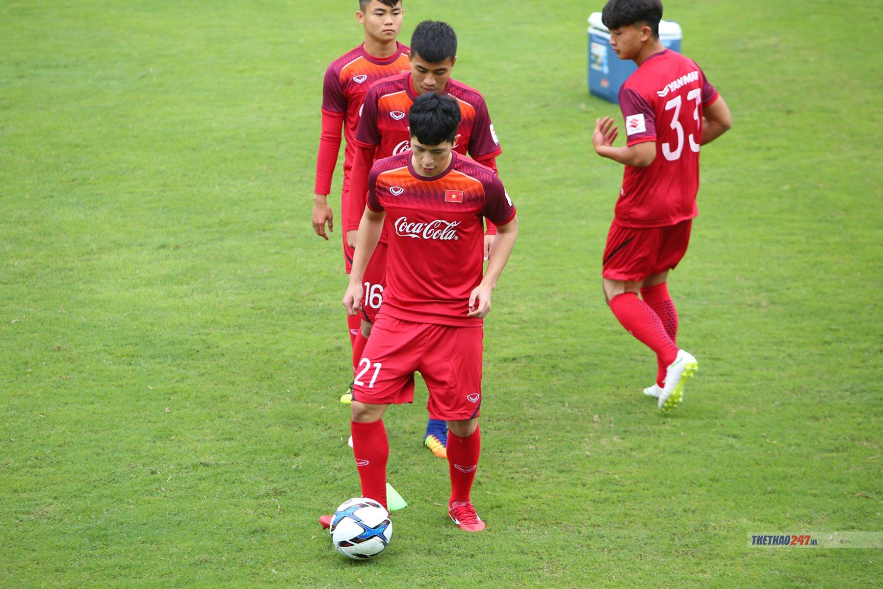 HAGL và Hà Nội FC khiến HLV Park gặp khó tại VL U23 Châu Á