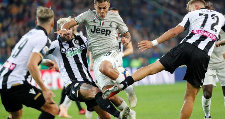 Trực tiếp Juventus vs Uddinese | Vòng 27 Serie A