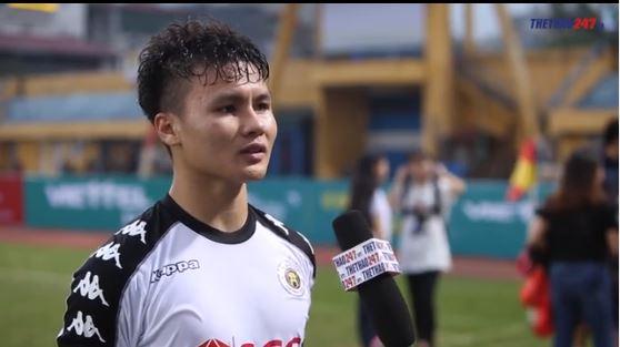 Quang Hải lên tiếng về phong độ của bản thân trước VL U23 châu Á