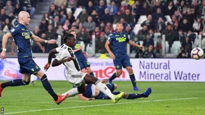Juventus – Udinese: Bất ngờ Ronaldo & người hùng tuổi teen