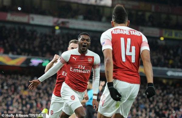 Arsenal ngược dòng ấn tượng: Liệu có phải ứng viên vô địch Europa League?