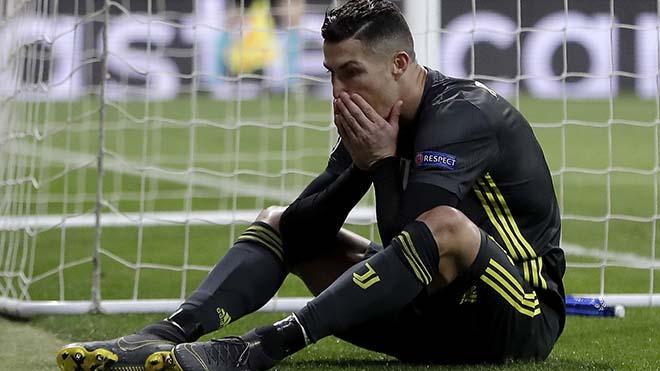 Rực lửa Cúp C1: Cảm hứng từ MU – Zidane, Juventus – Ronaldo mơ ngược dòng