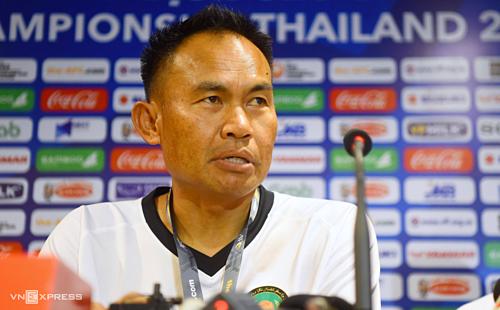 HLV Brunei: 'Tôi đã nói Việt Nam là đội bóng hàng đầu châu Á'