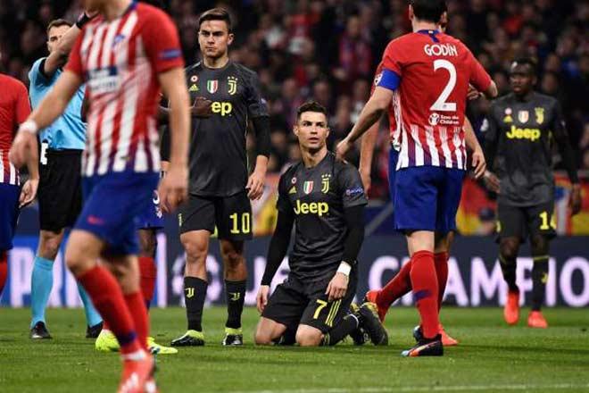 Nhận định bóng đá Juventus – Atletico Madrid: Nguy cơ Ronaldo lỗi hẹn giấc mơ C1