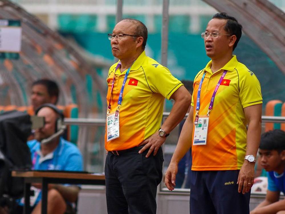 Park Hang-seo: 'Việt Nam không còn lo sợ khi đối đầu Thái Lan'