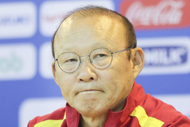 HLV Park Hang Seo cảm thấy áp lực vì HCV SEA Games