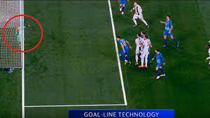 Goal-line mắc lỗi, bàn thắng của Ronaldo không hợp lệ?