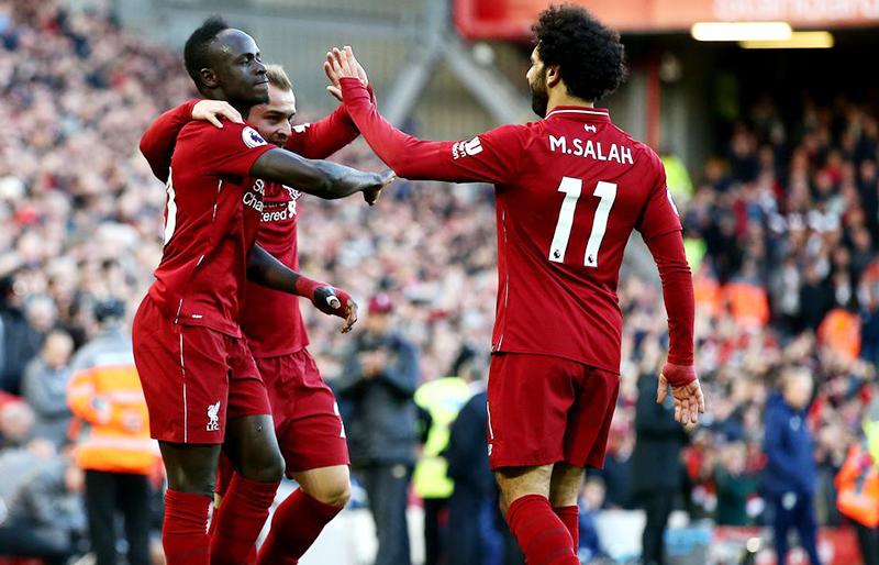 Salah im tiếng, Liverpool thắng nhọc trước Fulham