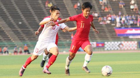 """HLV U23 Indonesia: """"Tôi muốn đối đầu với U23 Việt Nam mạnh mẽ nhất"""""""