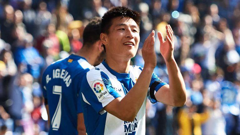 """""""Ronaldo Trung Quốc"""" đi vào lịch sử La Liga"""