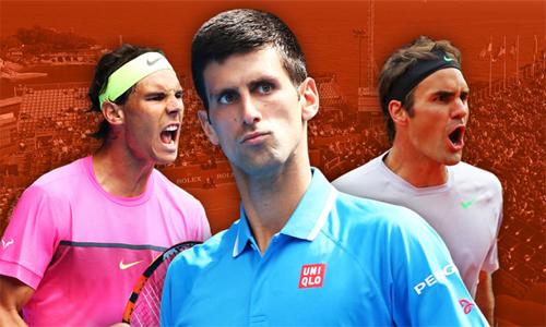 Agassi: 'Djokovic hay hơn Federer và Nadal'