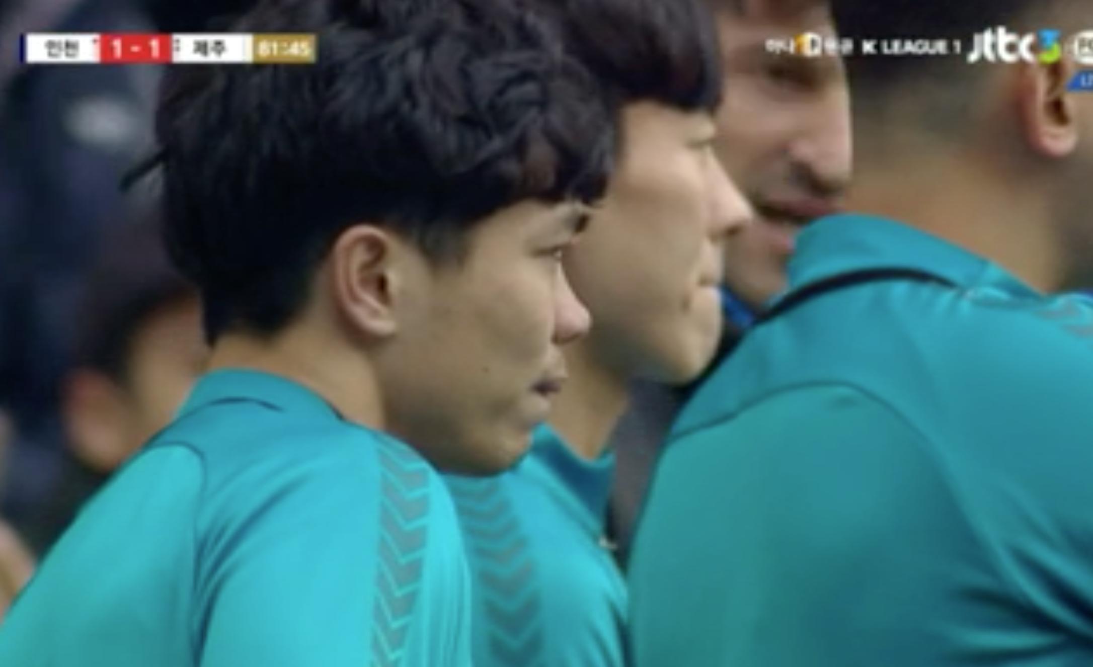 Công Phượng dự bị, Incheon bất phân thắng bại với Jeju