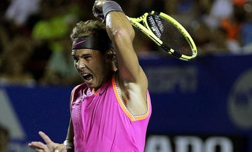 Nadal nổi giận vì bị Kyrgios xem thường