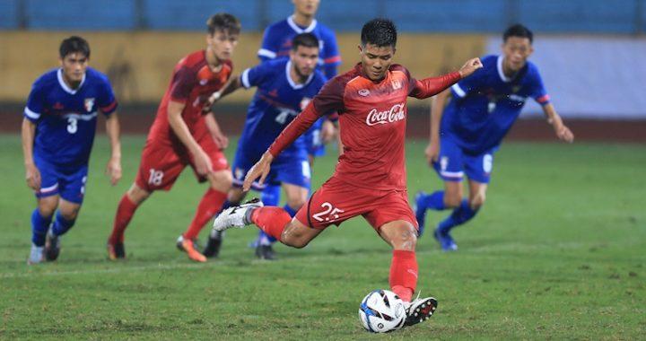 U23 Việt Nam thắng 6-1 trước vòng loại U23 châu Á