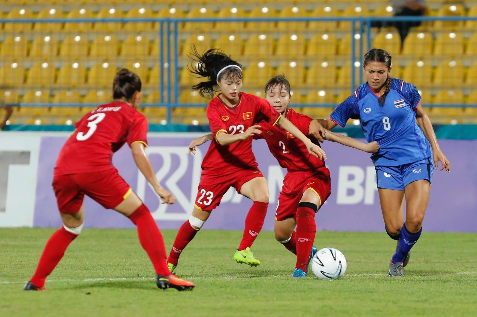 Bảng xếp hạng vòng loại U16 nữ châu Á: Việt Nam có cơ hội