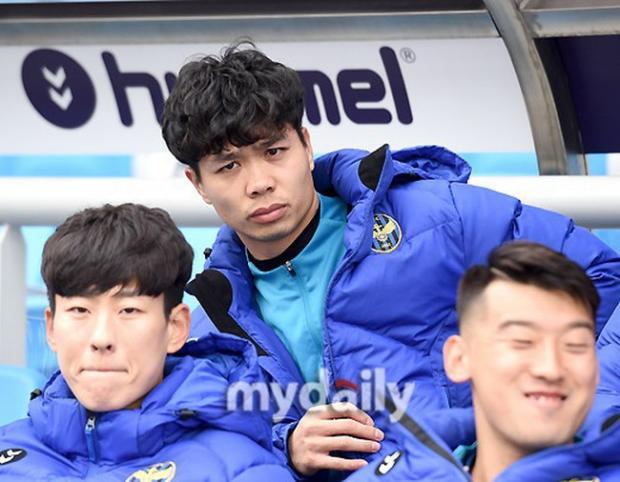 Báo Hàn Quốc tiếc nuối khi Công Phượng không được ra sân