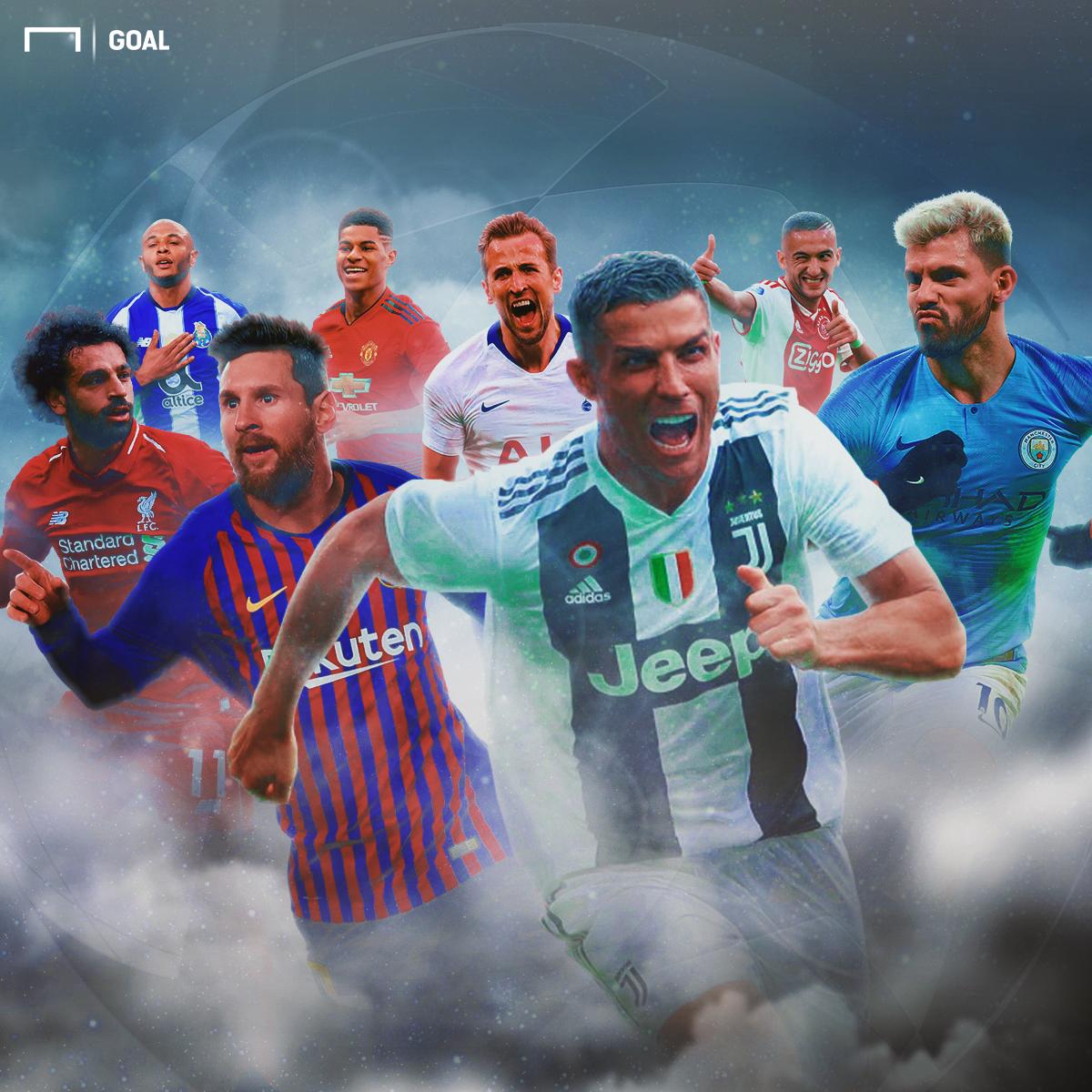 Juve và Barca sẽ hai ứng cử viên vô địch Champions League 2018/19