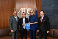 Chủ tịch AFC đánh giá cao vai trò của VFF với bóng đá Châu Á