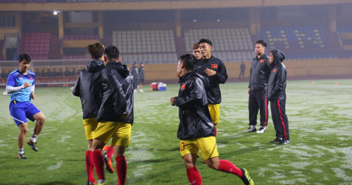 Trực tiếp U23 Việt Nam 4-1 Đài Loan: Đức Chinh lập công
