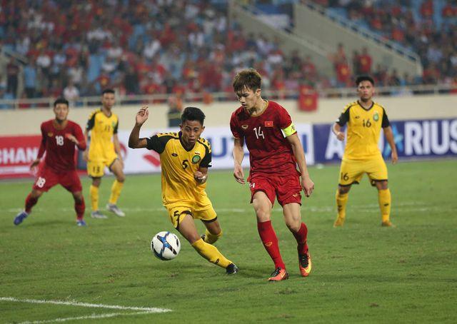 """Đội phó U23 Việt Nam: """"Chúng tôi sẽ chiến thắng Indonesia"""""""