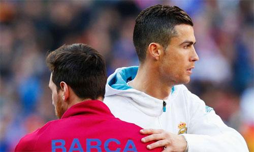 Messi: 'Tôi nhớ Ronaldo'