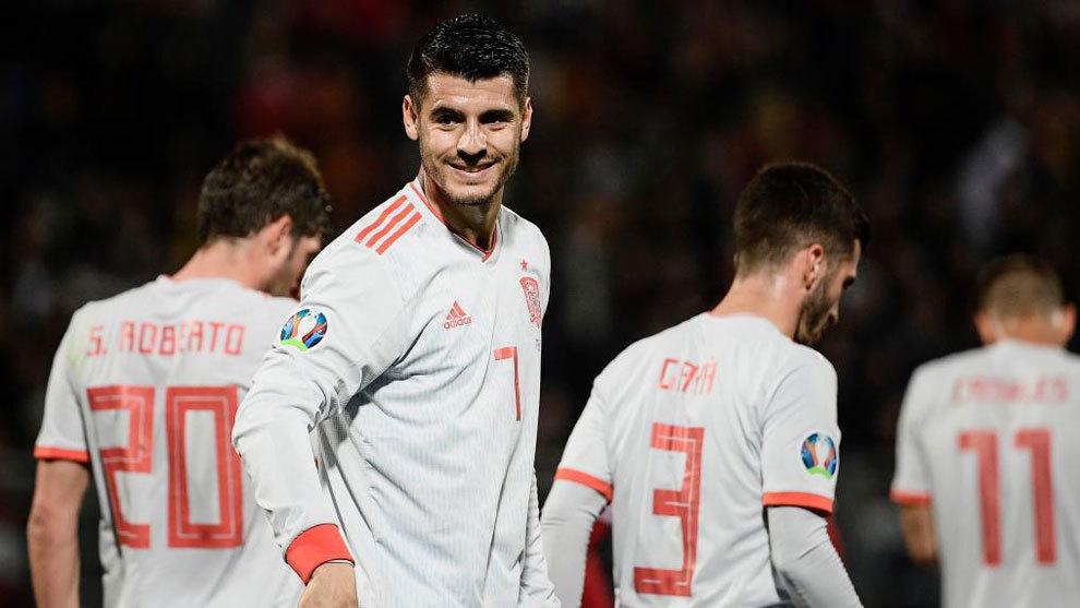 Vòng loại Euro 2020: Tây Ban Nha thắng 2-0 Malta