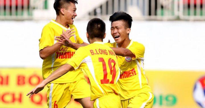 Đả bại HAGL, U19 Hà Nội vô địch Quốc gia năm 2019