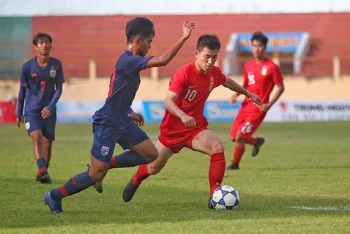 Rượt đuổi tỷ số, Trung Quốc nhọc nhằn đánh bại Myanmar