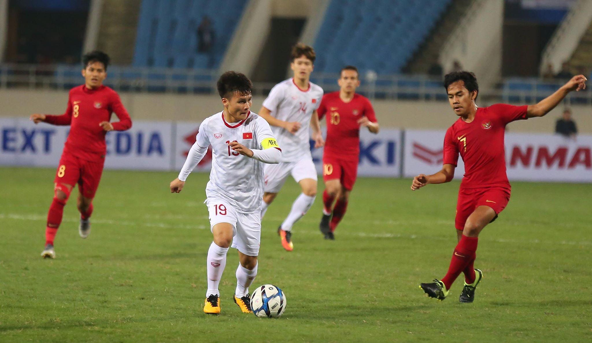 Sao HAGL tỏa sáng, U23 Việt Nam thắng nghẹt thở Indonesia