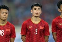 Trung vệ U23 Việt Nam: 'Tôi từng hiểu lầm HLV Park Hang Seo'