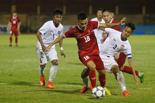 U19 Việt Nam và U19 Thái Lan chia điểm trong trận cầu không bàn thắng