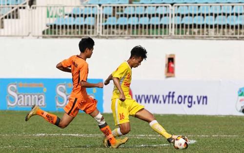 Vượt qua Đà Nẵng, U19 Hà Nội quyết chiến U19 HAGL ở chung kết